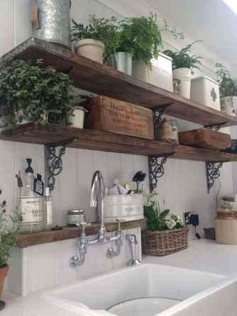 Farmhouse style laundry room makeover ideas (53)