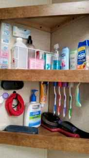 Full time rv living tips and tricks camper organization (100)