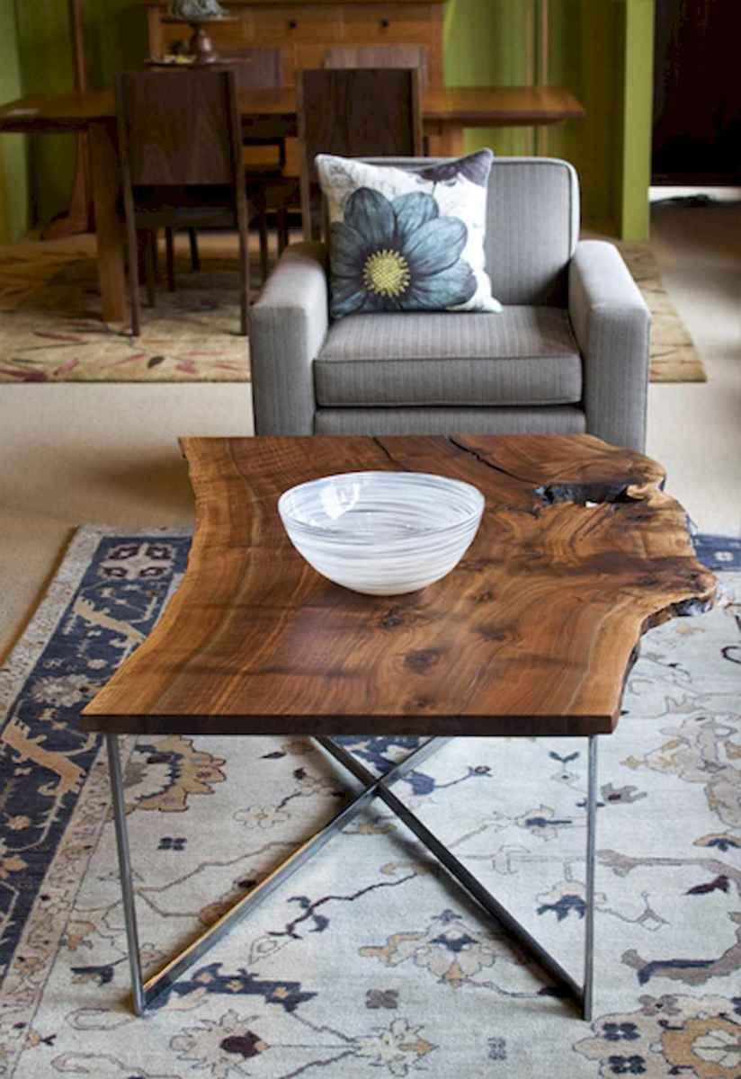 Rustic farmhouse coffee table ideas (49)
