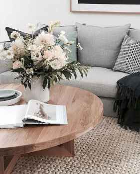 Rustic farmhouse coffee table ideas (60)