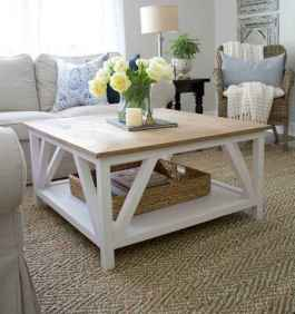 Rustic farmhouse coffee table ideas (62)