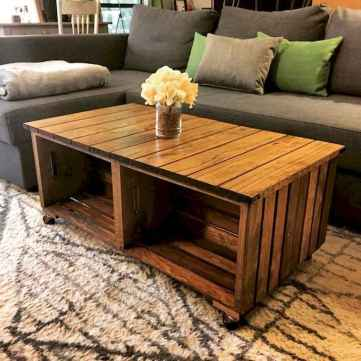 Rustic farmhouse coffee table ideas (64)
