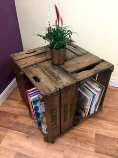 Rustic farmhouse coffee table ideas (67)