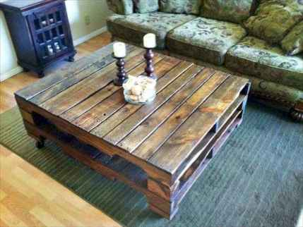 Rustic farmhouse coffee table ideas (84)