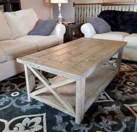 Rustic farmhouse coffee table ideas (89)