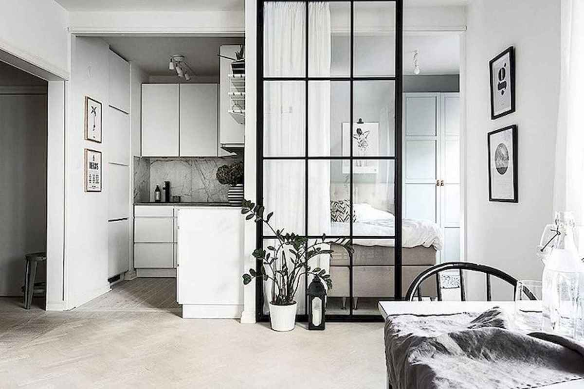 Small apartment studio decorating ideas on a budget (43)