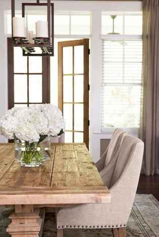 Beautiful french country dining room ideas (28)