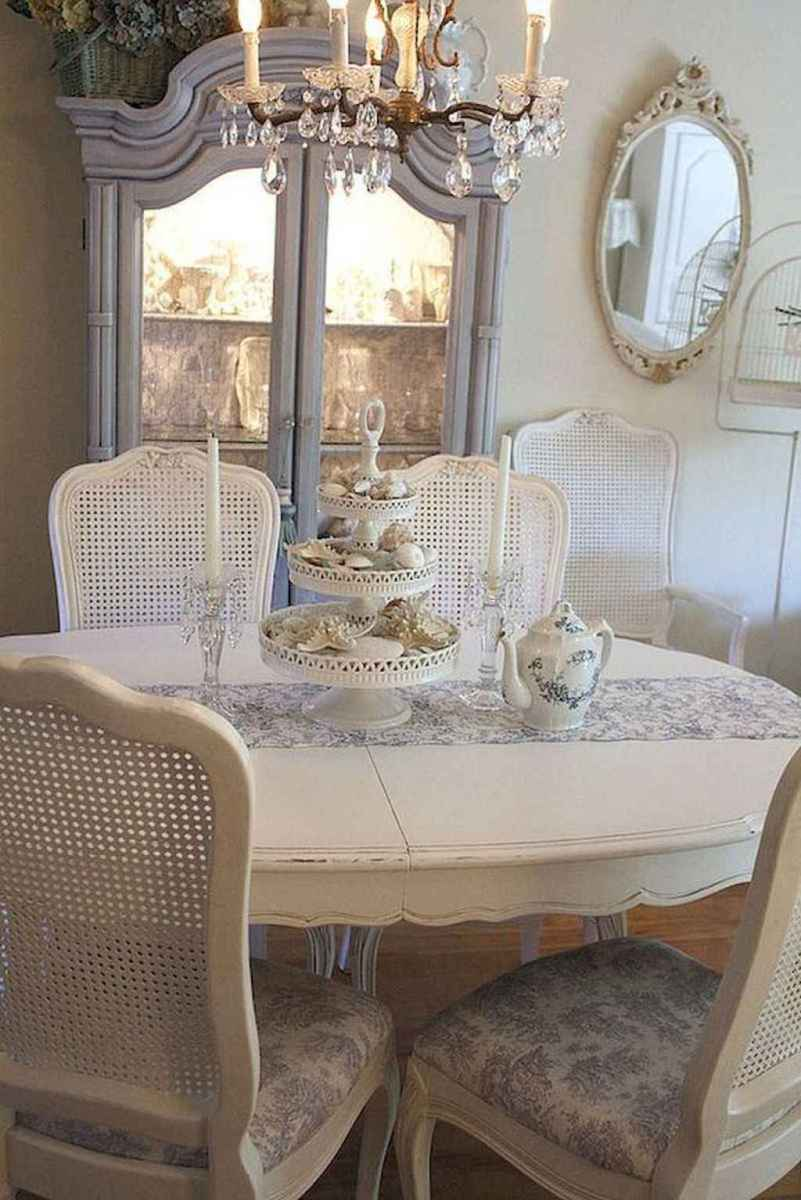 Beautiful french country dining room ideas (40)