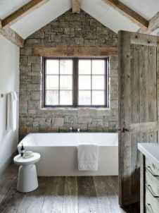 Beautiful rustic bathroom decor ideas (31)