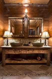 Beautiful rustic bathroom decor ideas (45)