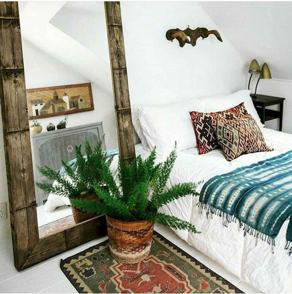 Bohemian style modern bedroom ideas (11)