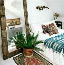 Bohemian style modern bedroom ideas (11)