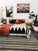 Bohemian style modern bedroom ideas (16)