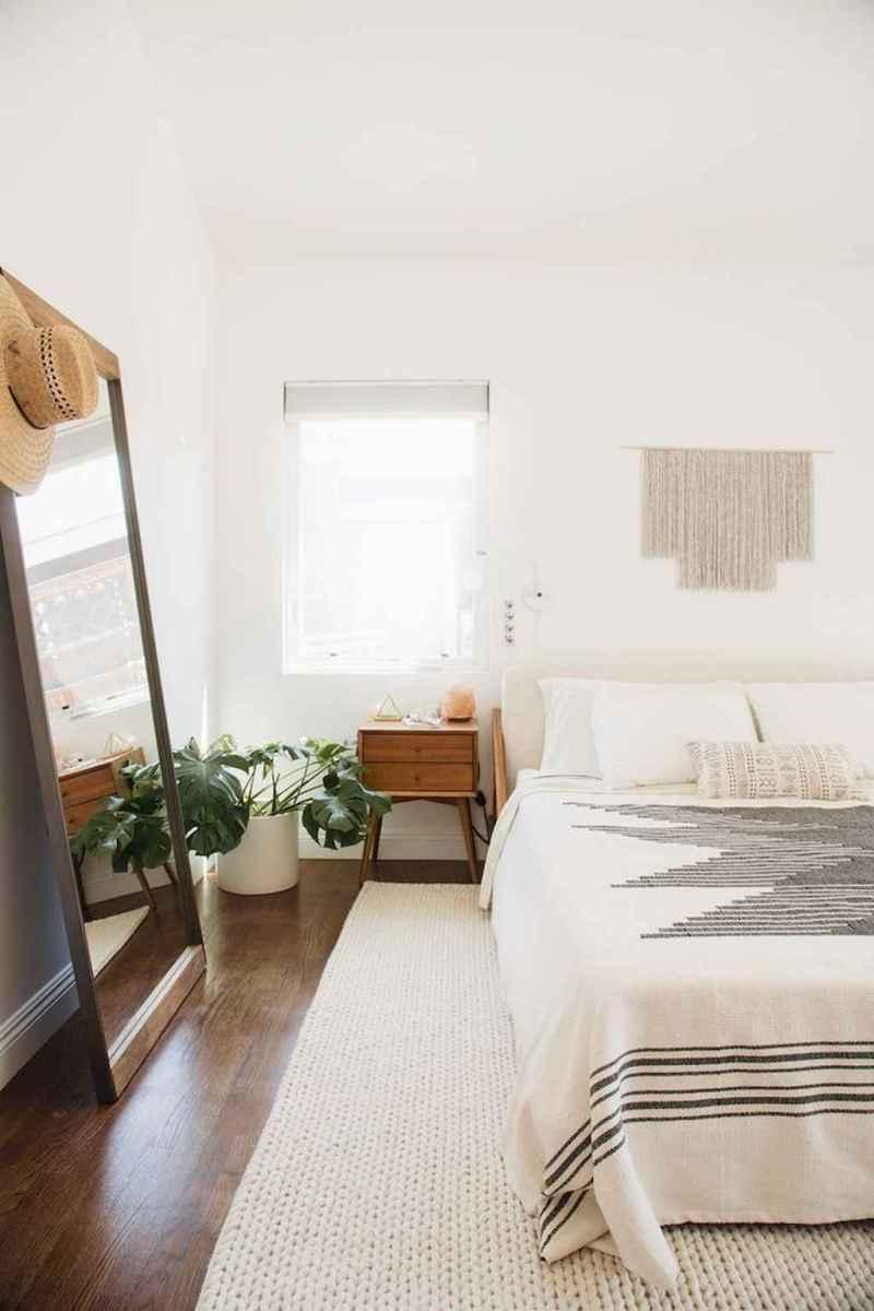 Bohemian style modern bedroom ideas (19)