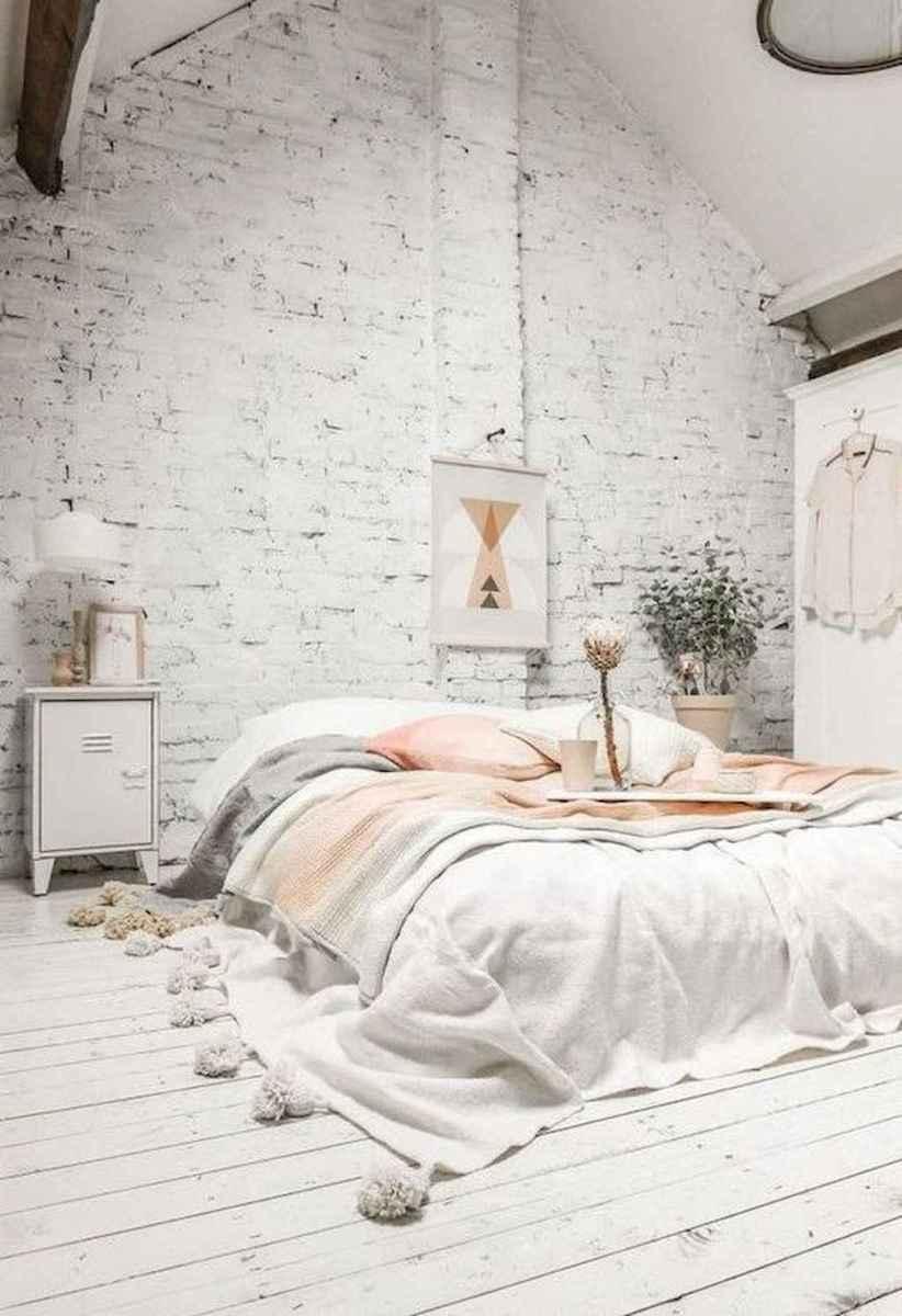 Bohemian style modern bedroom ideas (52)