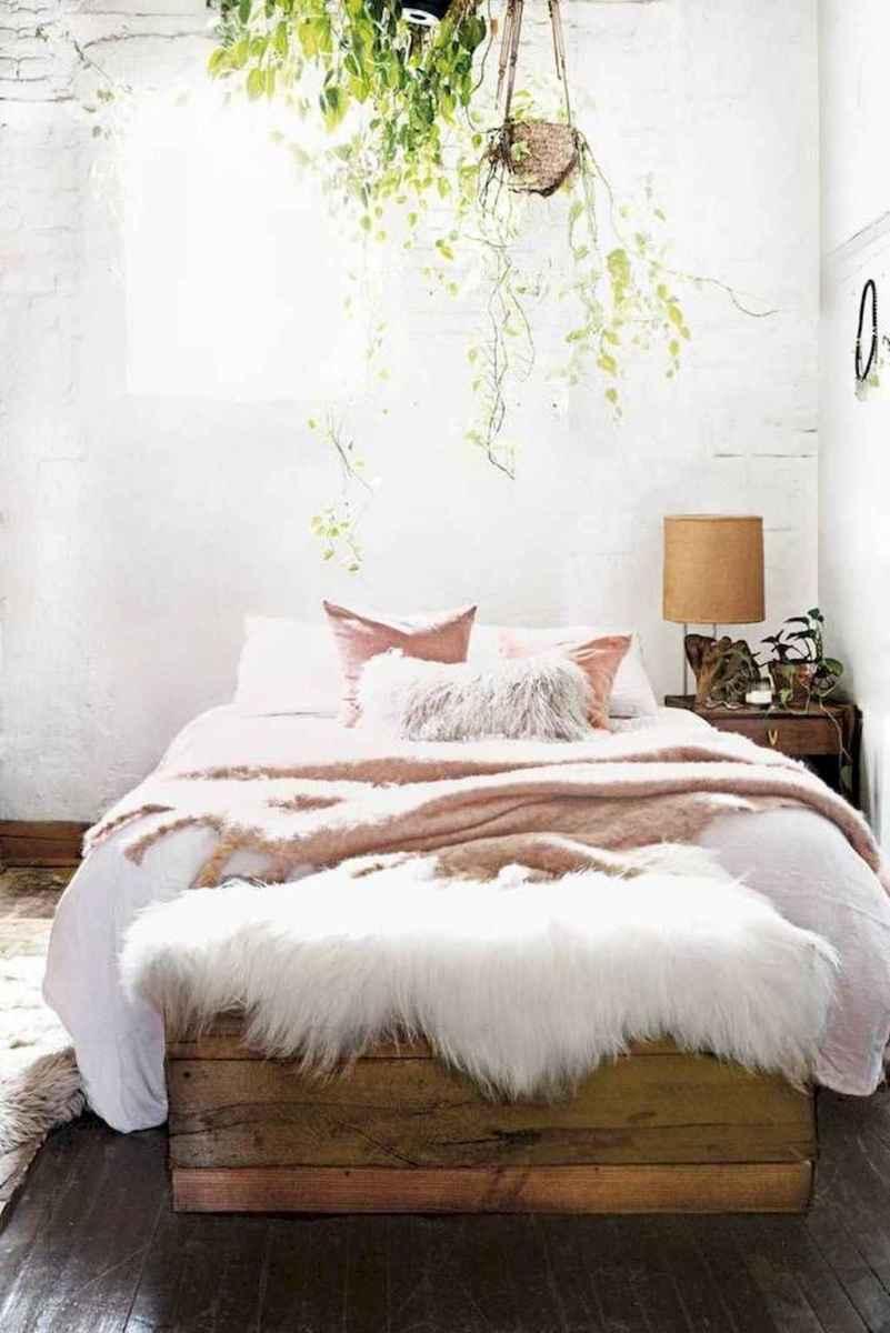 Bohemian style modern bedroom ideas (68)