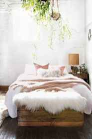 Bohemian style modern bedroom ideas (68)