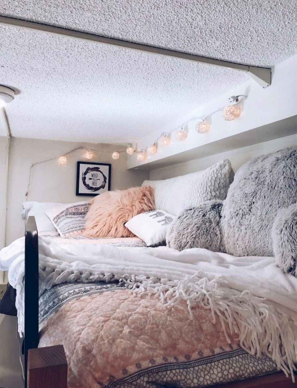 Clever college apartment decorating ideas on a budget (2)