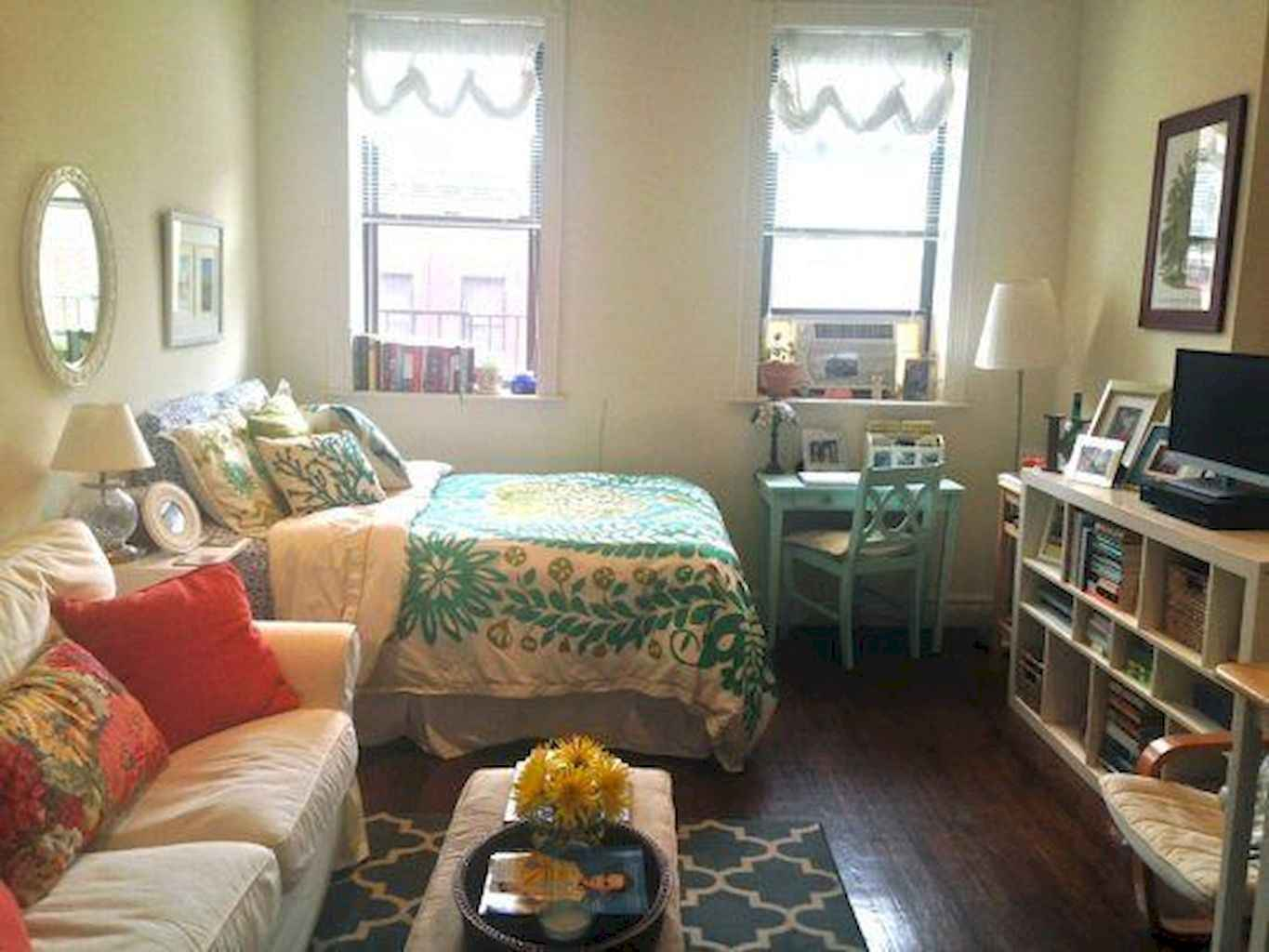 Clever college apartment decorating ideas on a budget (31)