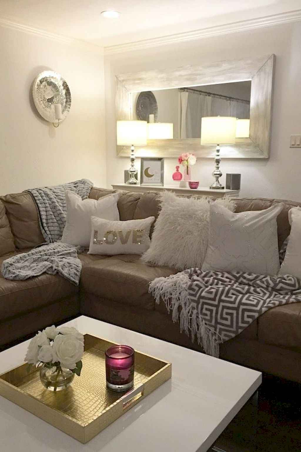 Clever college apartment decorating ideas on a budget (43)