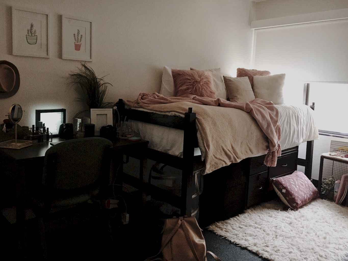 Clever college apartment decorating ideas on a budget (47)