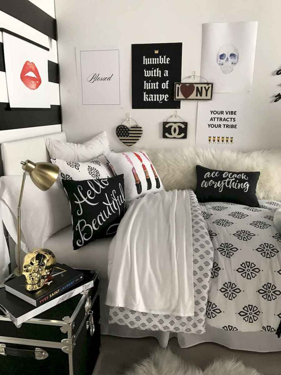 Clever college apartment decorating ideas on a budget (73)