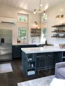 Clever tiny house kitchen decor ideas (38)
