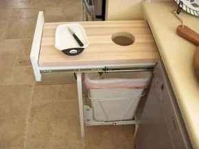 Clever tiny house kitchen decor ideas (57)