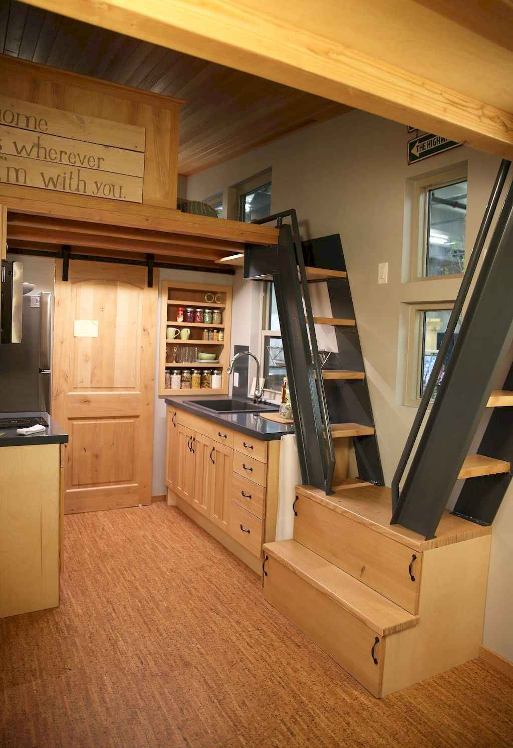 Clever Tiny House Kitchen Decor Ideas 65 - 50+ Kitchen Interior Design Ideas For Small Houses Pics
