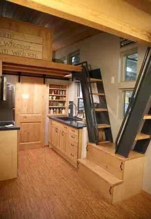Clever tiny house kitchen decor ideas (65)