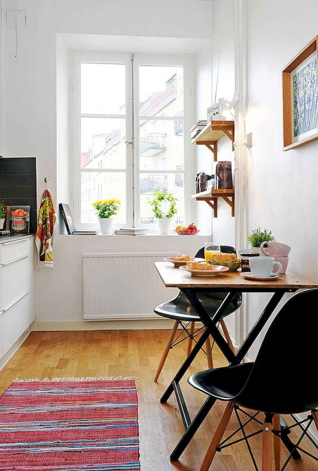 Cozy apartment decorating ideas on a budget (41)