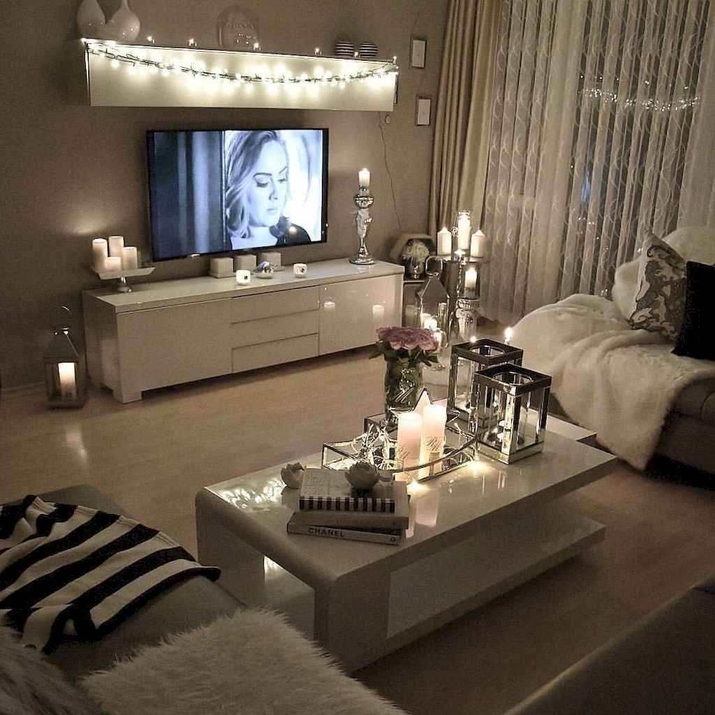 Cozy apartment decorating ideas on a budget (63)