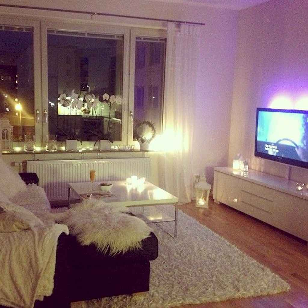 Cozy apartment decorating ideas on a budget (89)