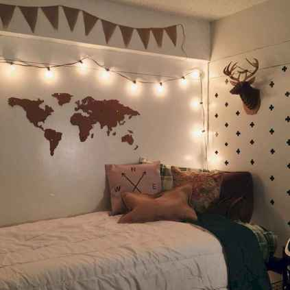 Cute dorm room decorating ideas on a budget (66)
