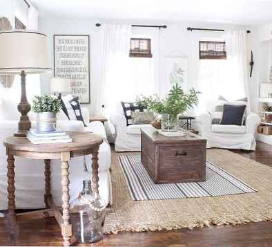 Modern bohemian living room decor ideas (18)