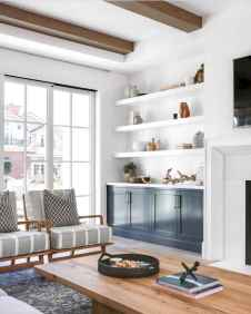 Modern bohemian living room decor ideas (20)