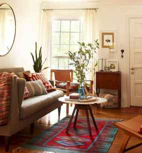 Modern bohemian living room decor ideas (64)