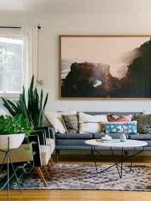 Modern bohemian living room decor ideas (71)