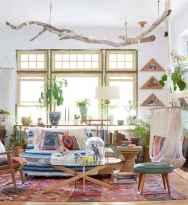 Modern bohemian living room decor ideas (81)