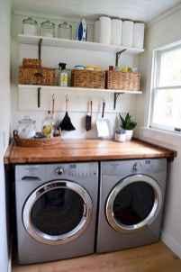 Modern farmhouse laundry room ideas (39)