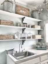 Modern farmhouse laundry room ideas (42)