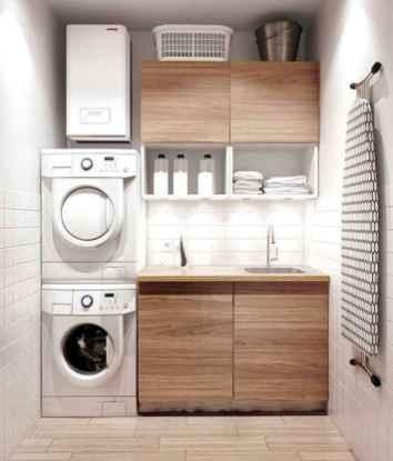 Modern farmhouse laundry room ideas (45)