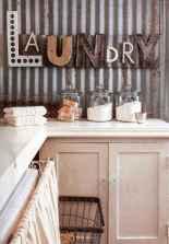 Modern farmhouse laundry room ideas (49)