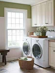 Modern farmhouse laundry room ideas (52)