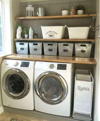 Modern farmhouse laundry room ideas (57)