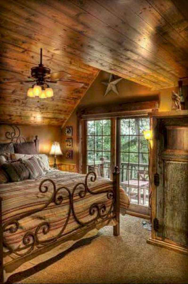 Modern farmhouse style master bedroom ideas (78)