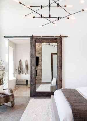 Rustic modern farmhouse living room decor ideas (38)