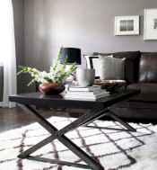 Rustic modern farmhouse living room decor ideas (43)