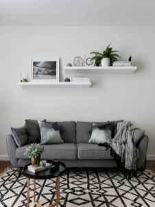 Rustic modern farmhouse living room decor ideas (5)