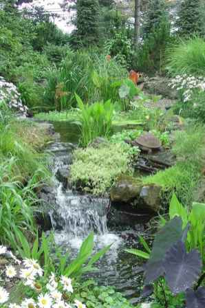 11 awesome backyard ponds and water garden landscaping ideas